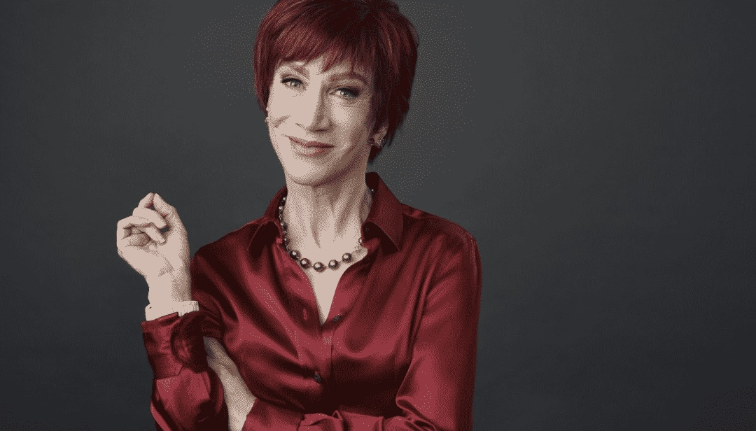 Kathy Griffin Suggests Stabbing Trump With Syringe