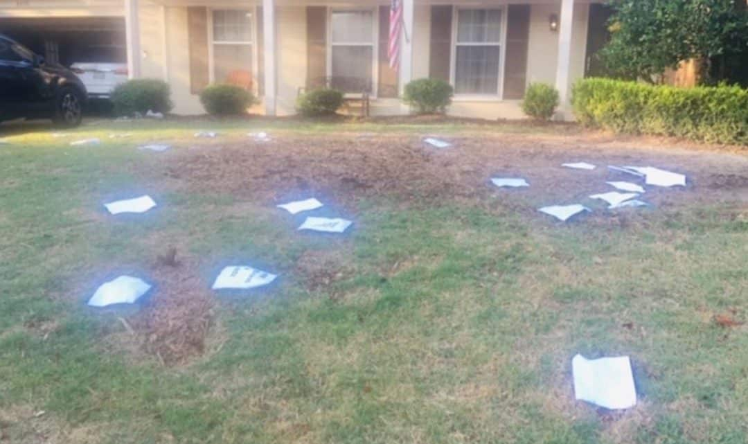 Shelby County GOP Likens Local Vandalism to 'Domestic Terrorism'