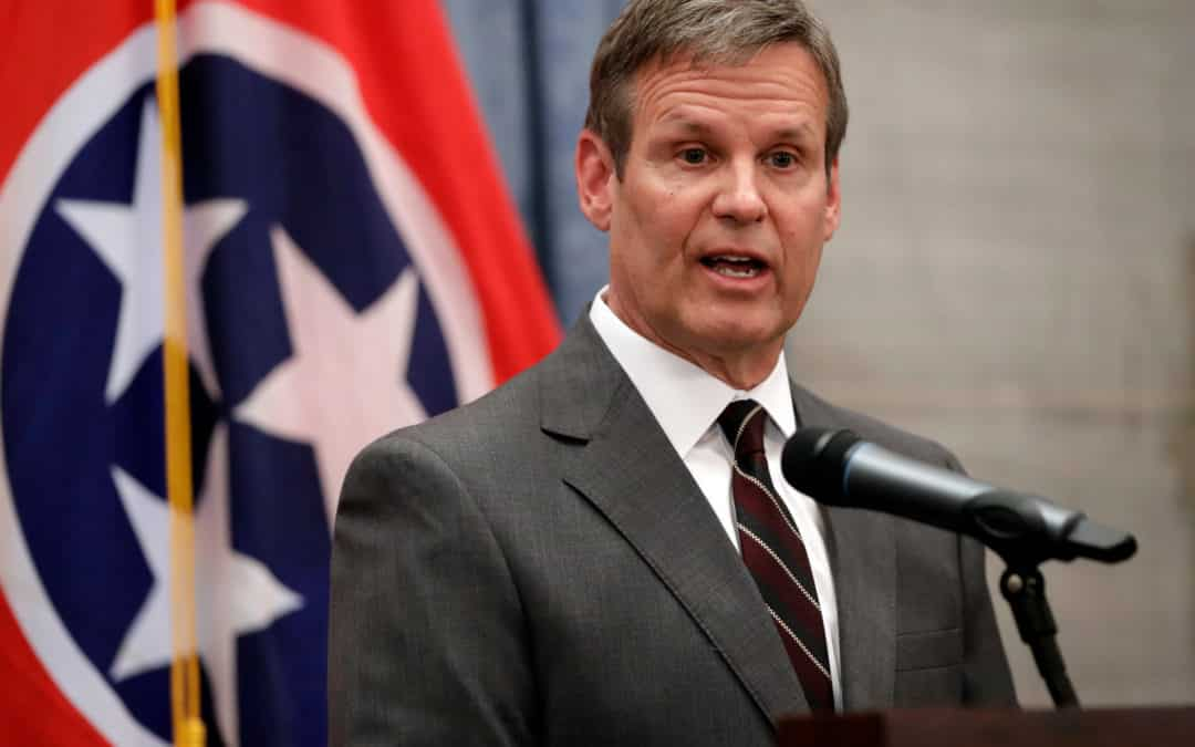 """Governor Bill Lee on Masks: """"If This Helps, Then Why Not Do It?"""""""