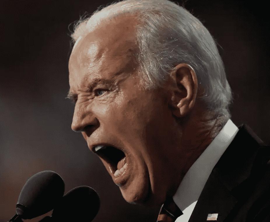 SLEAZY JOE: Biden Compares President Trump to Nazi Propagandist