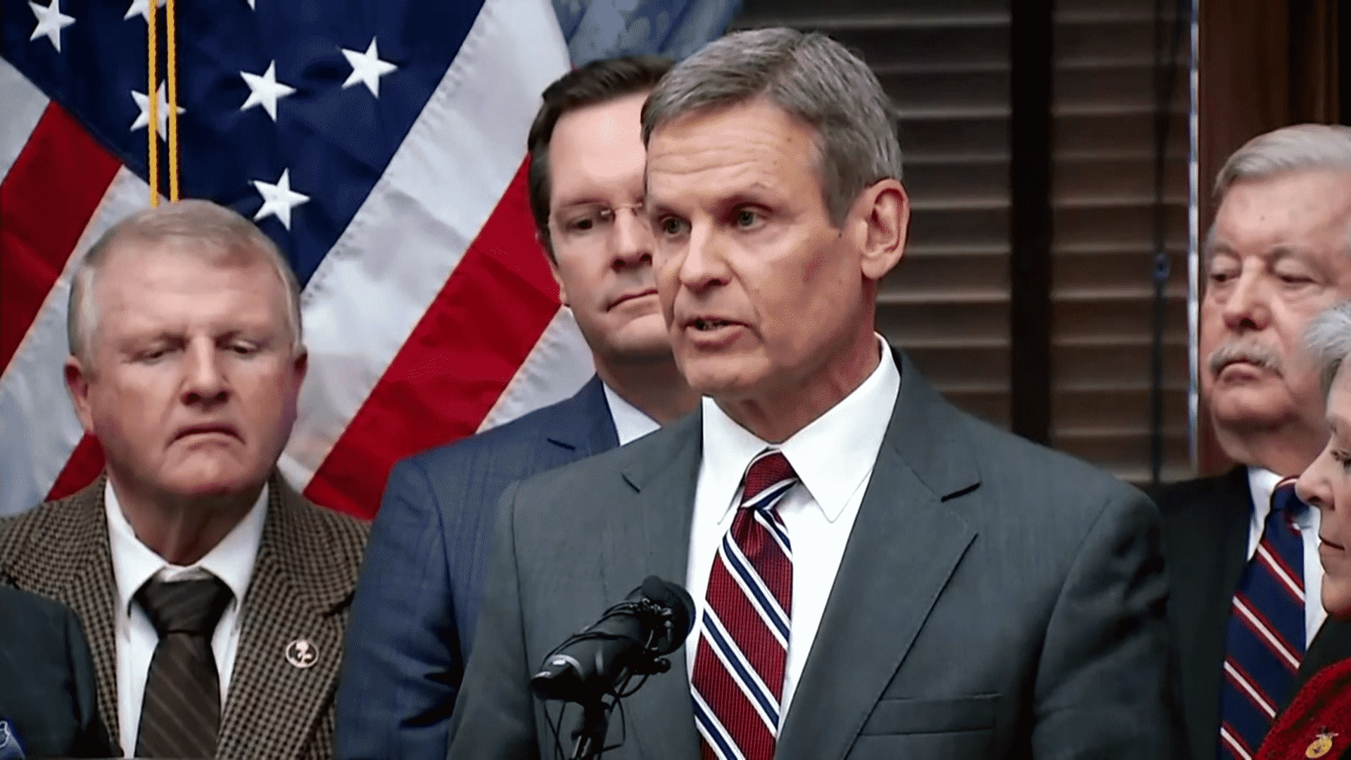 """TN Repub. Gov. Bill Lee Guests on """"Wake Up Memphis"""" With Robyn Walensky"""