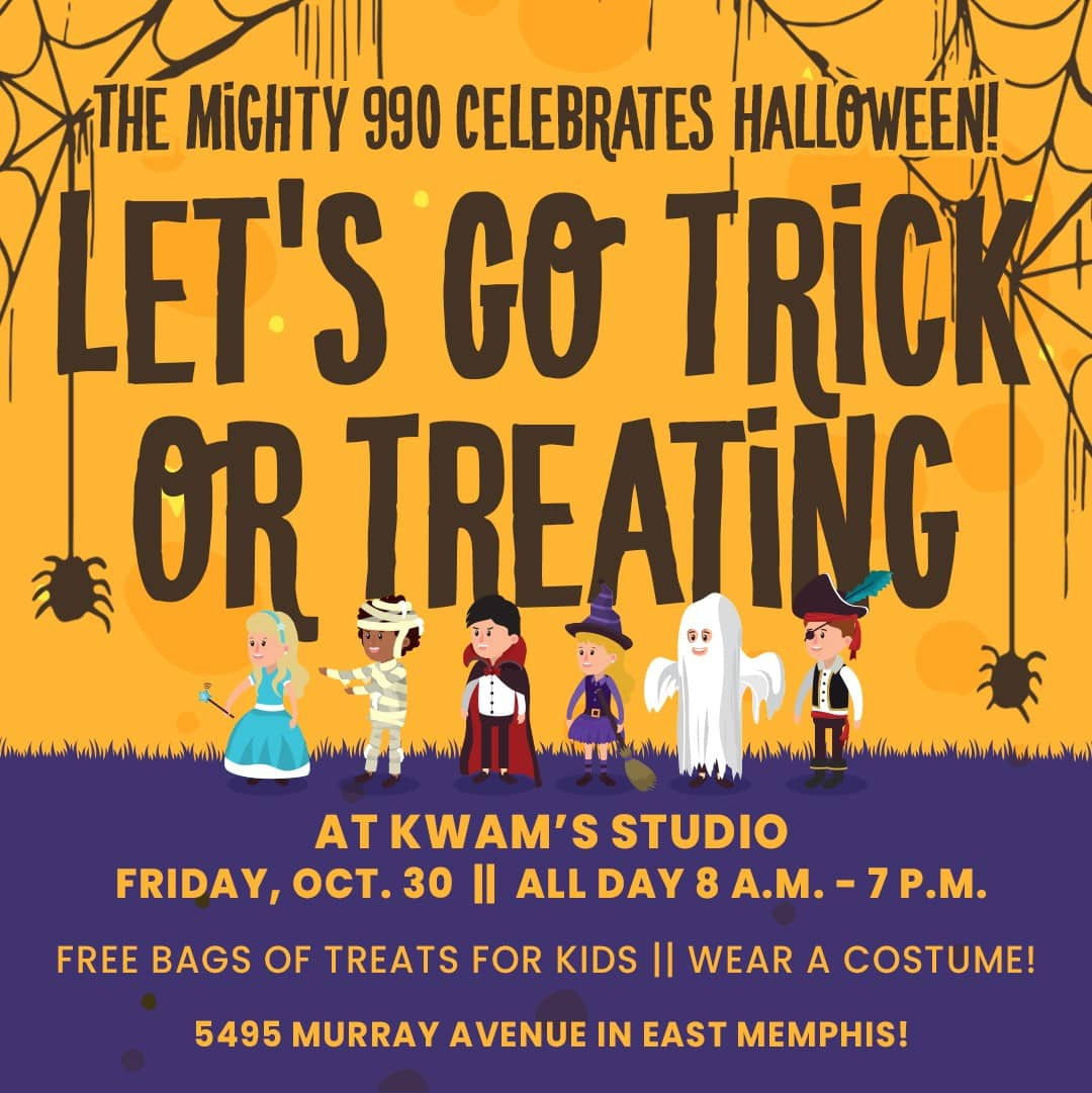 HALLOWEEN IS NOT CANCELED: Trick-or-Treat at KWAM