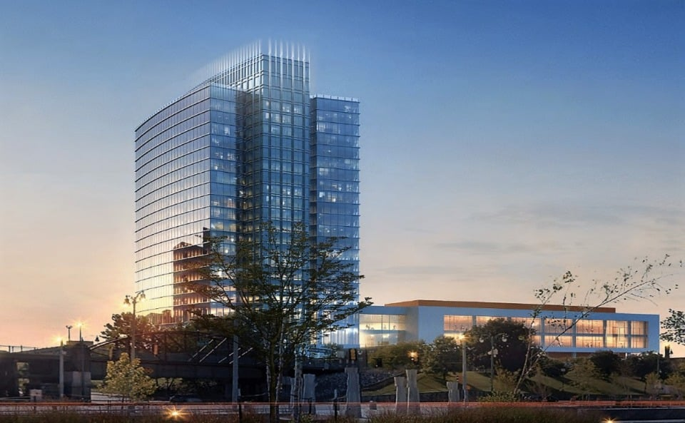 Stunning New Hotel at One Beale Could Change Memphis Skyline