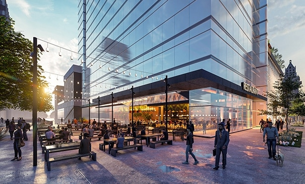 Loews to Scale Back $240 Million Downtown Hotel Project
